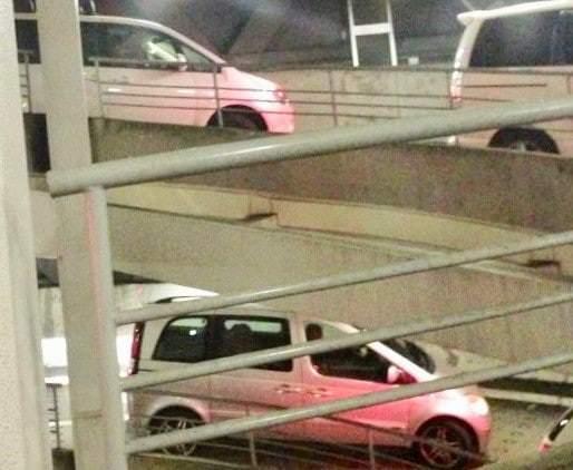 サンリオピューロランド 駐車場 混雑