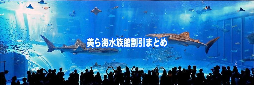 【美ら海水族館水族館割引2021】最安値料金20%off入場料1577円!14クーポン格安入手法