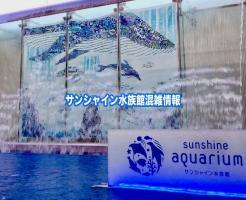 サンシャイン水族館 混雑