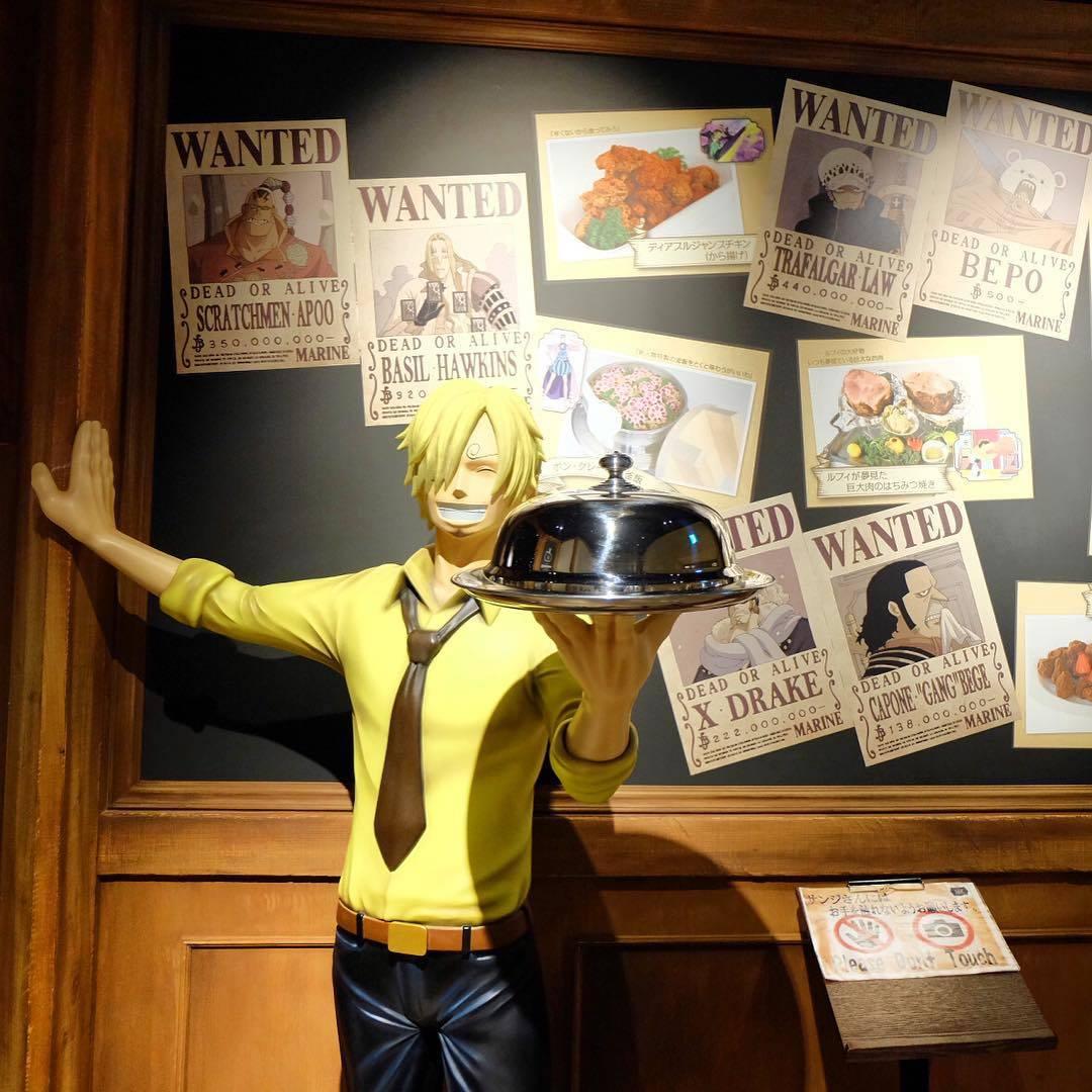 東京ワンピースタワー サンジのおれ様レストラン 混雑