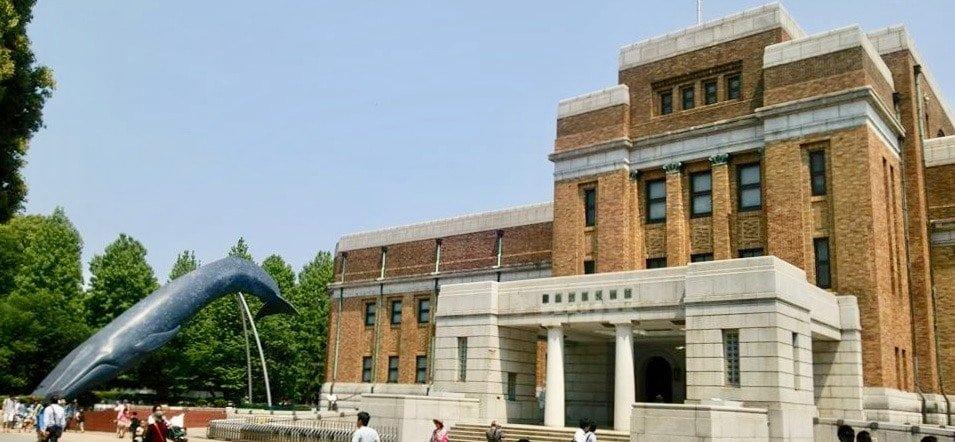 国立新美術館 国立科学博物館 混雑