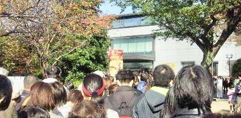 東京国立博物館 混雑