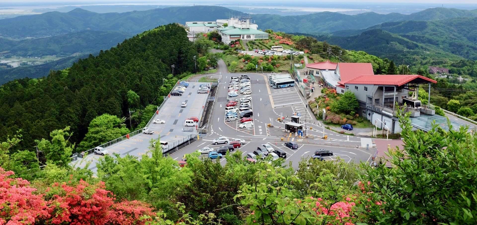 筑波山 駐車場 混雑