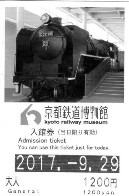 京都鉄道博物館 混雑 割引