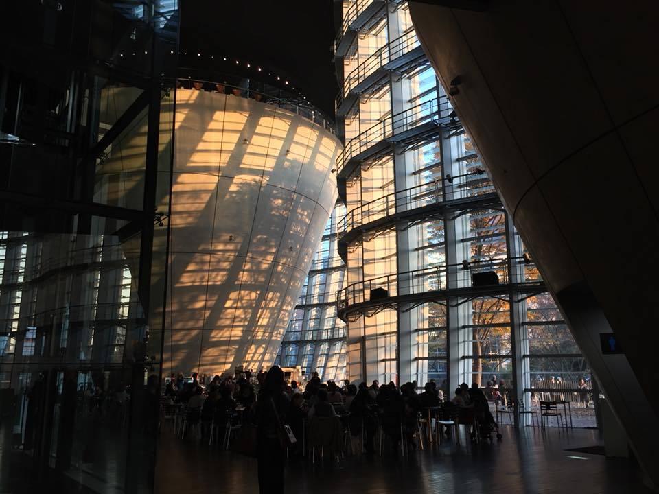国立西洋美術館 国立新美術館 混雑