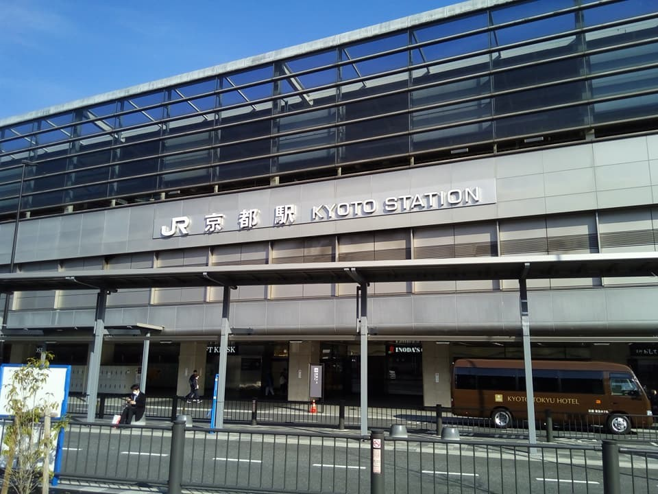 京都駅から海遊館 行き方