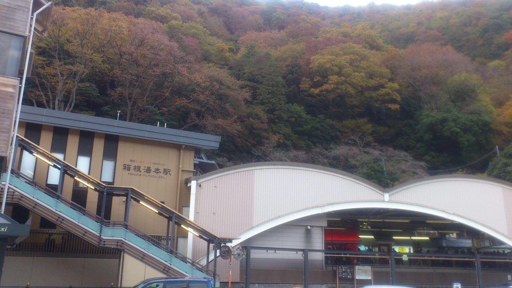 京都 紅葉 箱根 混雑