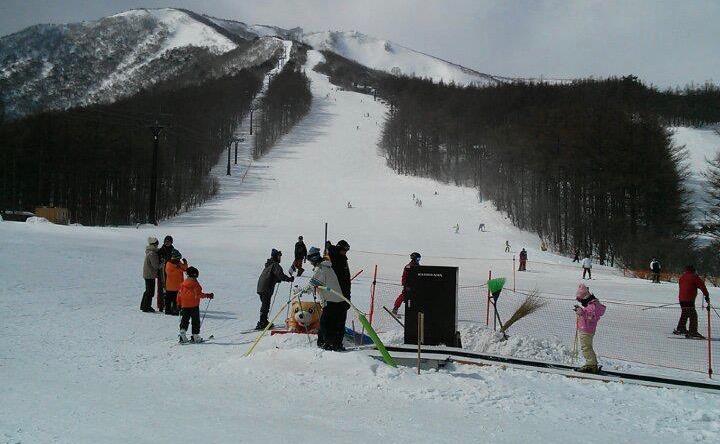あだたら高原スキー場