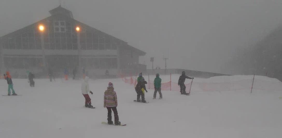 川場スキー場の混雑