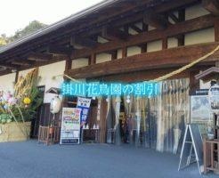 掛川花鳥園の全景